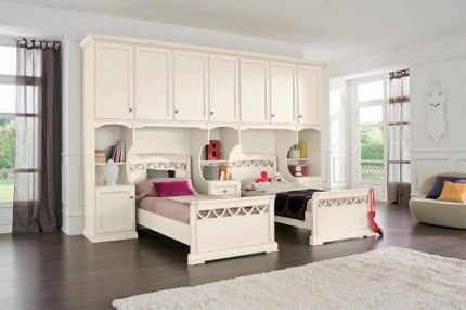Son Tasarım yatak odası elbise dolapları modelleri resimleri