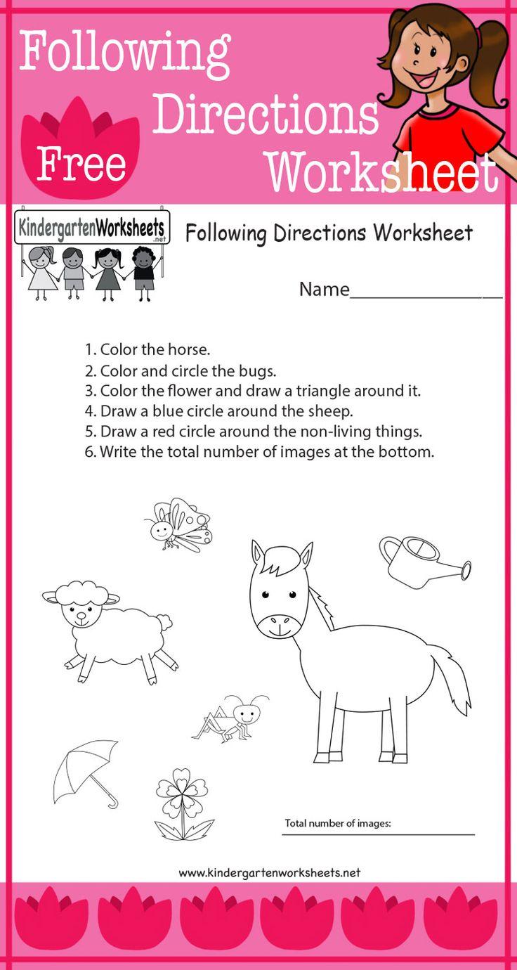 21 best the best of kindergarten worksheets images on pinterest
