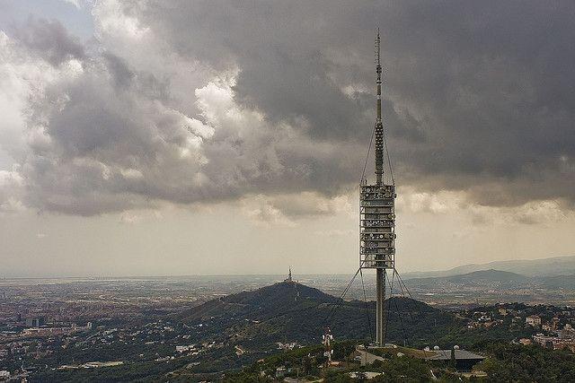 Torre Collserola (Barcelona, Spain)