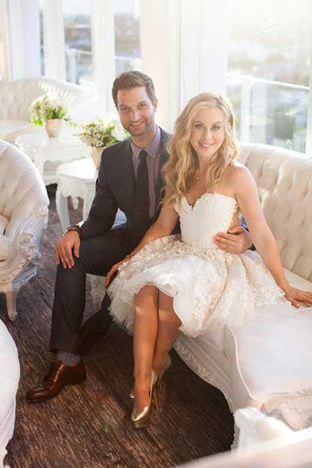 Tara Lipinski and Boyfriend Todd Kapostasy are Engaged. Happy Couple