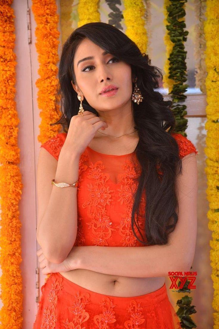 Actress Malvika Sharma Latest Glam Photo Shoot Stills