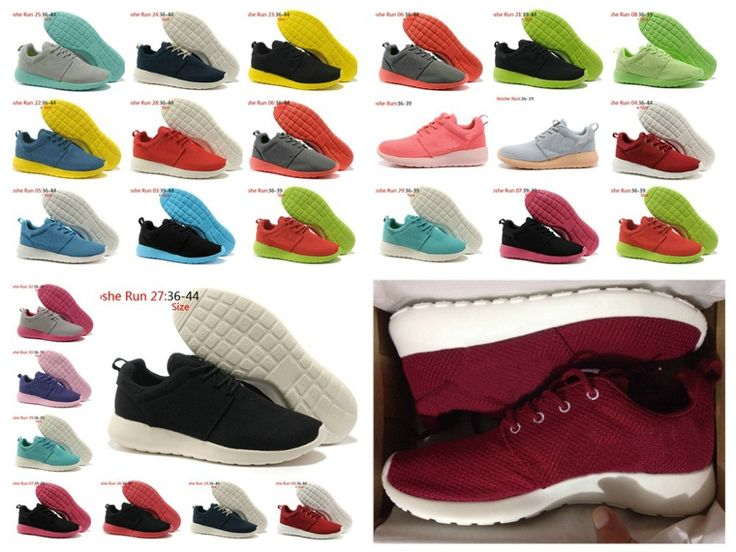 roshe run NK brand cheap women running shoes on Aliexpress