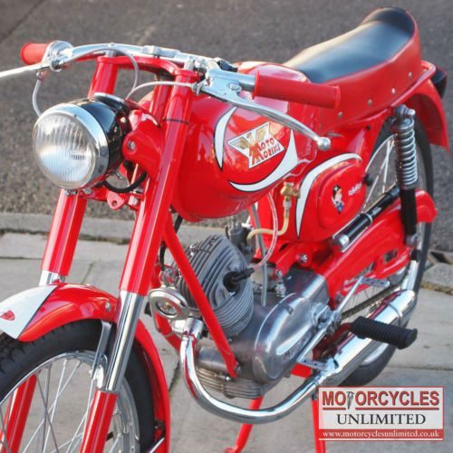 1964 Moto Morini Corsarino 50 Classic Italian Moped for Sale
