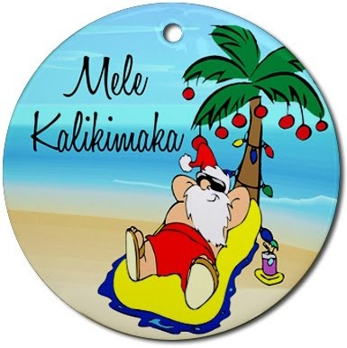 Mele Kalikimaka Merry Christmas Hawaii Pinterest