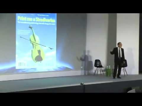 Ray Kurzweil - What does the future look like - YouTube