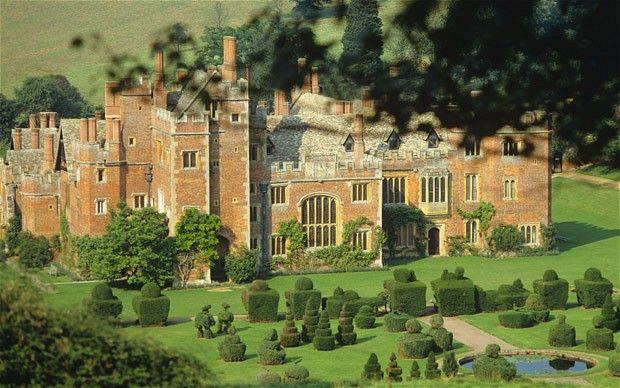 """My vision of Geoff's Sandhurst Manor, aka """"Sandhurst-in-the-Hole."""" :-)"""