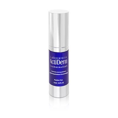 Actiderm Skincare: Anti Imperfections Concentrate  https://www.actiderm.co.uk/me/emma-stephens/cosmeceutical-treatments/