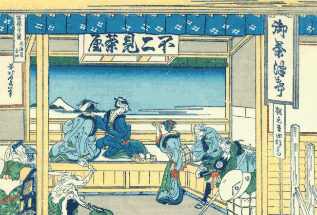 "Ukiyo-e, or ""pictures of floating worlds"" were woodblock prints that became wildly popular in 17th -19th century Japan. Emerging as a spontaneous artistic development, they remain, to this day, as some of the most well-known imagery and, by extension, some of the most readily available"