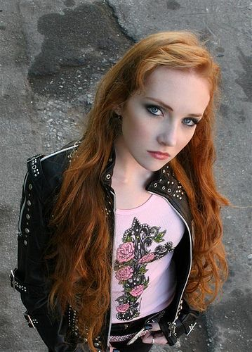 Scarlett Pomers | Natural Redheads | Pinterest | Scarlett ... Scarlett Pomers