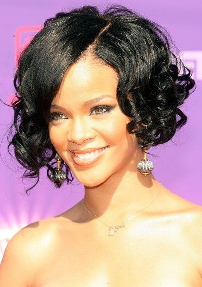 Bob Hairstyles for Black Women 2012