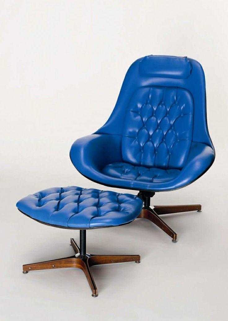 blue chair - Light Blue Accent Chair