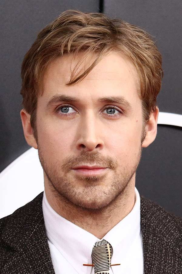 Step By Step Guide To Ryan Gosling Haircut With Inspiring Ideas In 2020 Ryan Gosling Haircut Short Hair With Beard Mens Haircuts Short