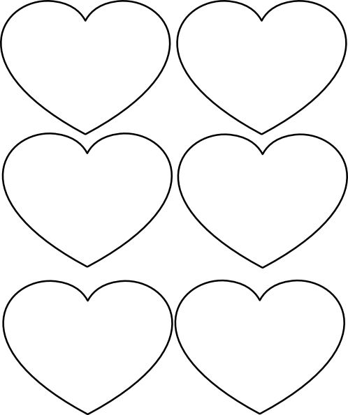 printable conversation hearts coloring pages - photo#23