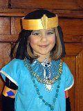 Costume da principessa egiziana fai da te #DIY
