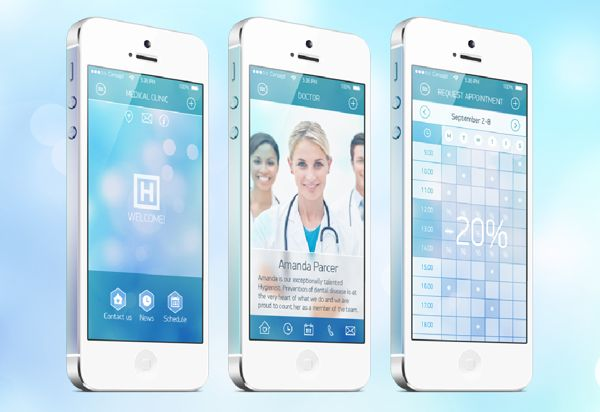 My Doctor App on Behance