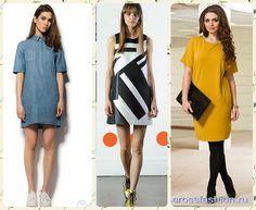 Как сшить платье прямого кроя? Мастер-класс, выкройка и советы