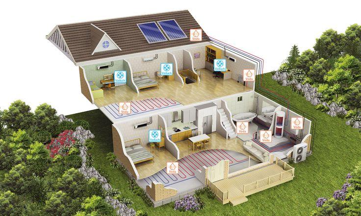 Ekologický provoz vašeho domu nebo bytu a až o 50 % nižší náklady na energie dokážou zajistit tepelná čerpadla. S využitím obnovitelných zdrojů energie ze země, vzduchu nebo vody dosáhnete energetické nezávislosti ve vytápění, ohřevu vody i klimatizaci. ►►►http://www.czechklima.cz/tepelna-cerpadla/tepelna-cerpadla-samsung  #Klimatizace #TepelnaCerpadla #Samsung #KlimatizaceSamsung #Czechklima