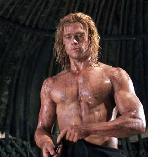 Brad Pitt, Troya - http://intueri-e-commerce-s-l.solostocks.com/catalogo   -   Síguenos  en Twitter: https://twitter.com/ApplextremeCom  también en FACEBOOK en https://www.facebook.com/pages/applextremecom/616852145029476?ref=hl