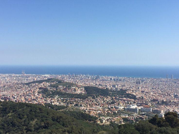 Barcelona per Pedes - 120km, 27 Tapas, 5 Tage, 3 Berge, 2 Strände und ein Meer - Choices of life - Travelblog