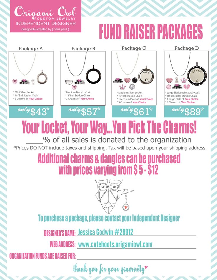 Dance Fundraiser -  Contact me Today to set one up! Shannon Schaefer-Independent Designer #33641 Shop or Join Online believeinmore.origamiowl.com LIKE me on facebook https://www.facebook.com/believeinmore