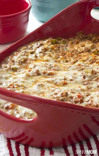 A delicious, low calorie casserole the family will enjoy!