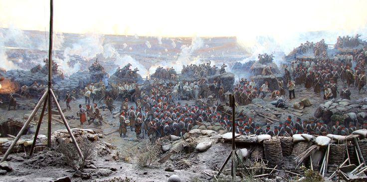 Crimea Sevastopol Istorychny boulevard Memorial complex-53 - Krymská válka – Wikipedie