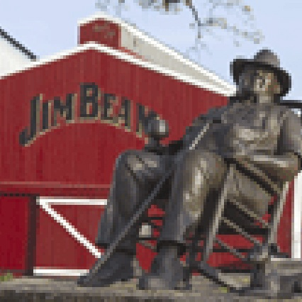Jim Beam Distillery in KY