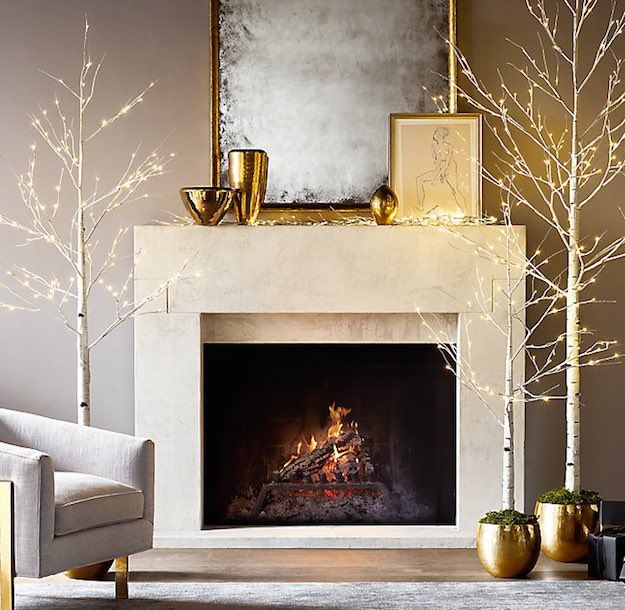 Restoration Hardware Stores To Shop For Christmas Living Room Decor Living Room Ideas