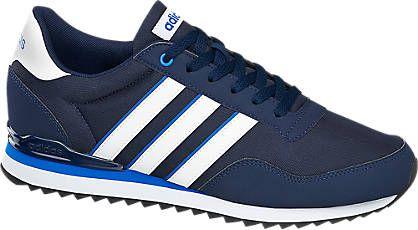 Sneaker JOGGER CL von adidas neo label in blau - deichmann.com