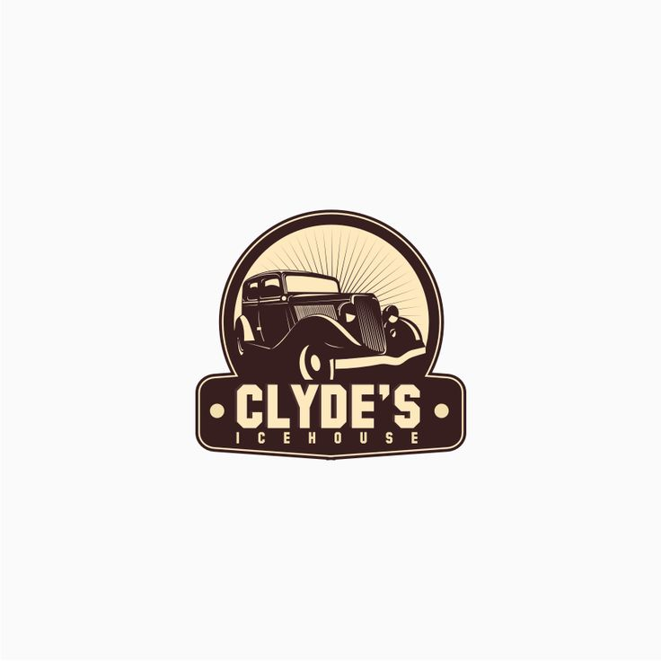 clyde's sample logo