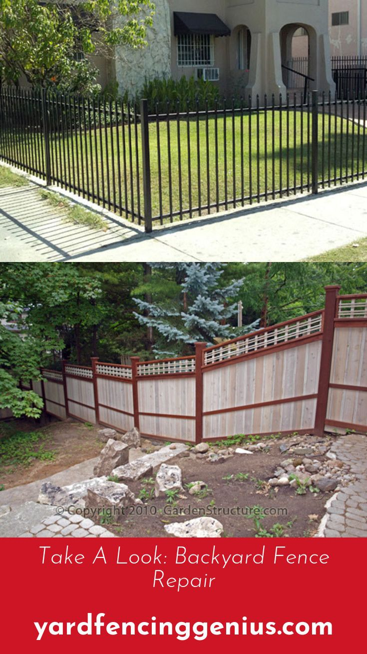 Read information on Front Yard Fence Ideas