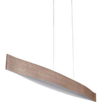 Choix définitif: Suspension Fornes EGLO, bois, 4x6 watts, diam. 97 cm   Leroy…