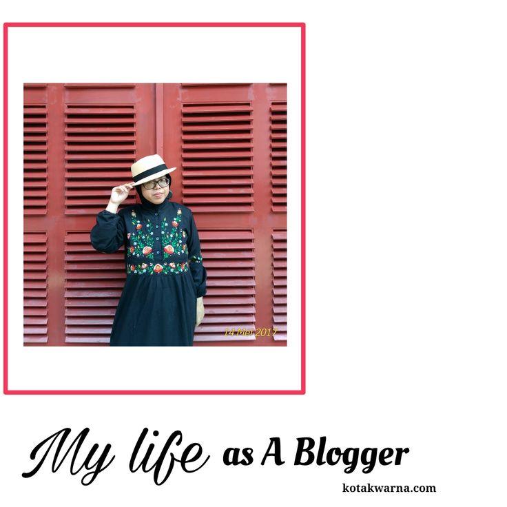 Kehidupan baru saya sebagai seorang blogger