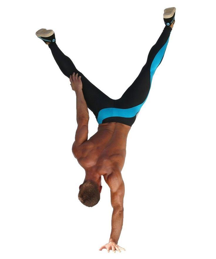 Calça Masculina Legging Running Fitness Térmica Compressão Importada