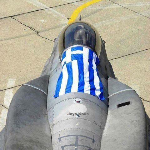 : A Greek F-16 with the Greek flag. ➖➖➖➖➖➖➖➖➖➖➖➖➖➖➖ : Ένα ελληνικό Φ-16 με την ελληνική σημαία. ➖➖➖➖➖➖➖➖➖➖➖➖➖➖➖ Follow my allies for more awesome military pictures. @mighty_venezuela @mighty.bulgaria @mighty_spain @mighty.italy @mighty_chile @iranian_operators ➖➖➖➖➖➖➖➖➖➖➖➖➖➖➖ Everything about Greece at @phanaeus_hellas ➖➖➖➖➖➖➖➖➖➖➖➖➖➖➖ #greece#hellas#greek#hellenic#militaries#mighty#mightygreece#army#armies#soldiers#cyprus#national#guard#national...