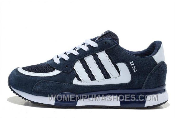 http://www.womenpumashoes.com/adidas-zx850-women-dark-blue-white-free-shipping-jwtss.html ADIDAS ZX850 WOMEN DARK BLUE WHITE FREE SHIPPING JWTSS Only $72.00 , Free Shipping!