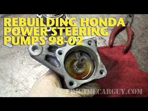 39 best automotive tutorial images on pinterest ford explorer car honda power steering pump rebuild 98 02 ericthecarguy fandeluxe Image collections