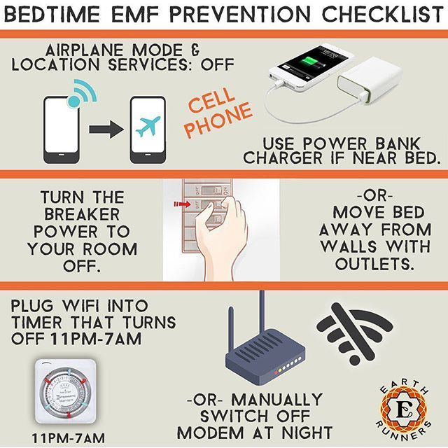 The only way to know how much EMF radiation you are being exposed to