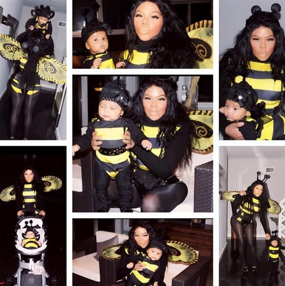 Rapper Lil' Kim welcomed her first child, daughter Royal -- who's not the first celeb baby whose name was inspired by monarchy -- on June 9. The baby's father is reportedly Kim's on-off boyfriend and fellow rapper Mr. Papers.