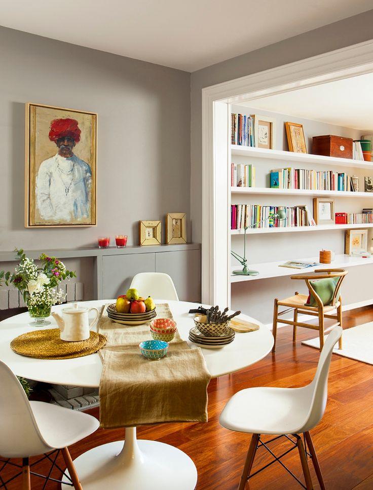 M s de 25 ideas fant sticas sobre decoraci n biblioteca en for D casa decoracion