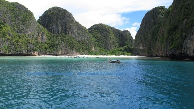 "Made famous by the Movie ""The Beach"" Maya Bay is one of the number one beaches to visit however in hi season December to March it is often over crowded with tourist."