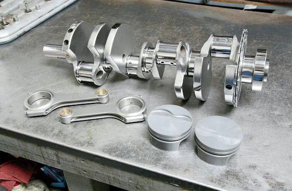 383 Stroker Ls Build Part 1 Ls Engine Hot Rods Cars Muscle Automotive Repair