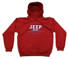 Jeep Hoodies to match the exterior