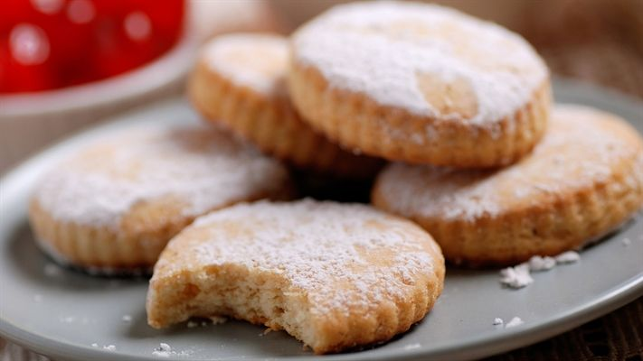 Gluten-free Citrus Shortbread - Melt-in-the-mouth shortbread are easy with this recipe.