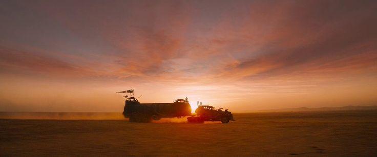 MAD MAX: FURY ROAD (2015) Cinematographer: John Seale Aspect Ratio: 2.39:1 Director: George Miller