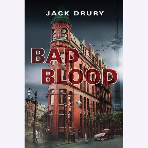 the book I've designed the cover for is already printed out and ready for pre-orders BAD BLOOD PRE-ORDER Available September 1, 2014
