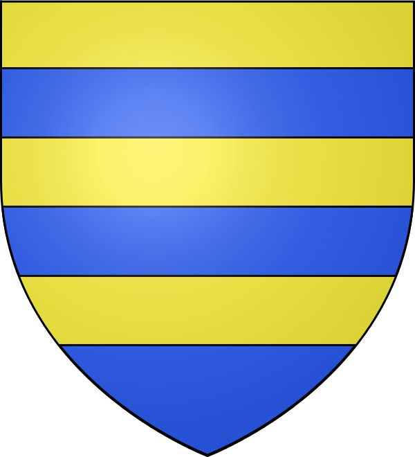 Blason de Rodemack (Moselle)