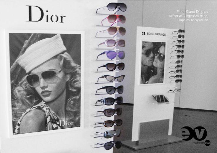 Dior-glass-floor-display