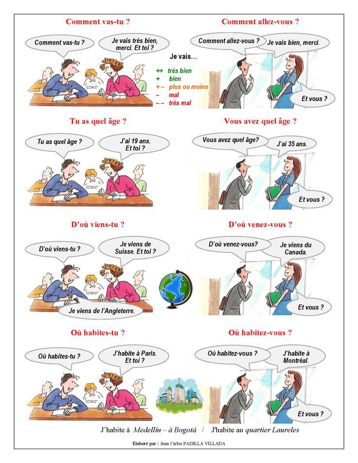 EO - Acte de parole: se présenter - Page 2. Réalisé par Juan Carlos Padilla Villada