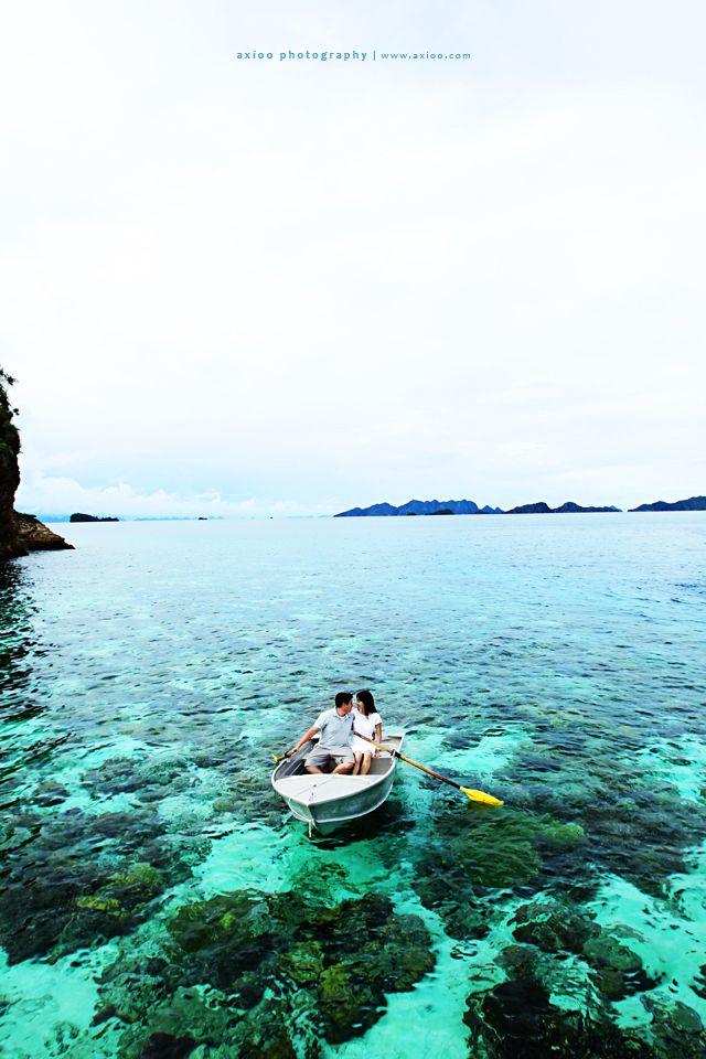 Raja Ampat, Beautiful places to visit in Indonesia.
